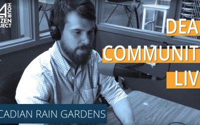 Acadian Rain Garden (Dear Community Live)