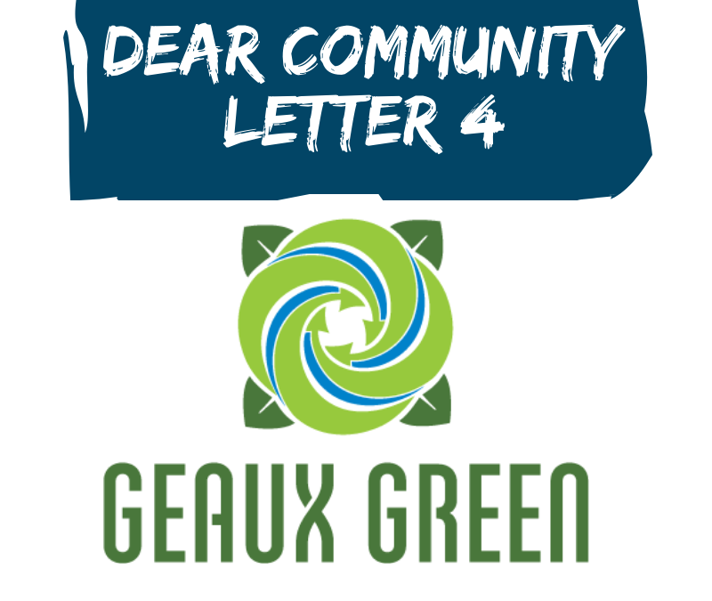 Greening Festival Update #4